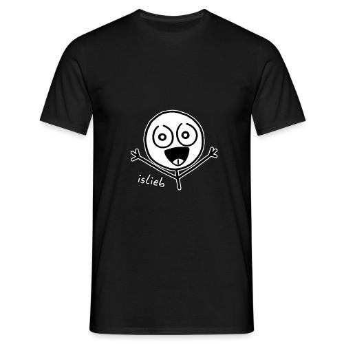 islieb - Männer T-Shirt