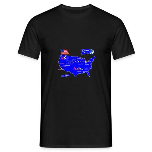 IndianRun-01 - Miesten t-paita