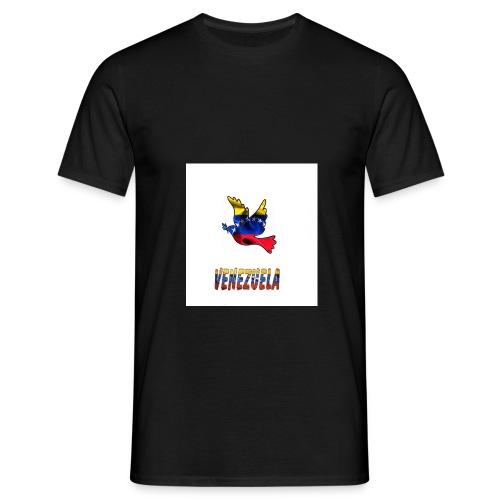 vzl - Camiseta hombre