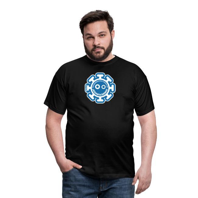 Corona Virus #mequedoencasa blue
