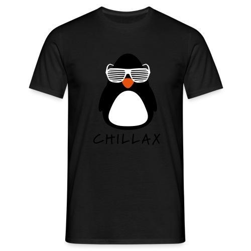 Chillax - Mannen T-shirt