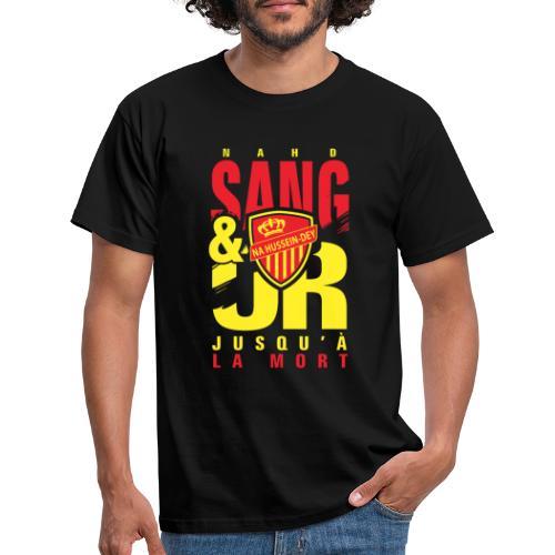 NAHD - T-shirt Homme