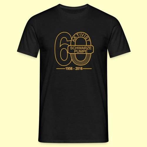 Jubiläumslogo 60 Jahre - Männer T-Shirt