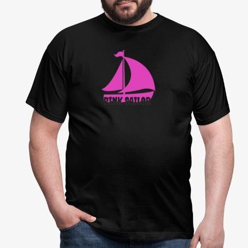 PINK SAILOR - T-shirt herr