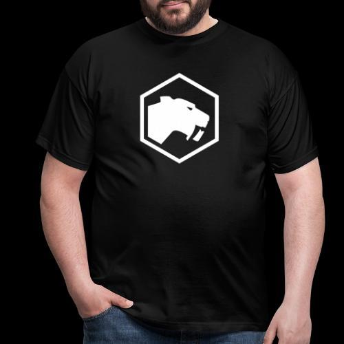 Logi weiß - Männer T-Shirt