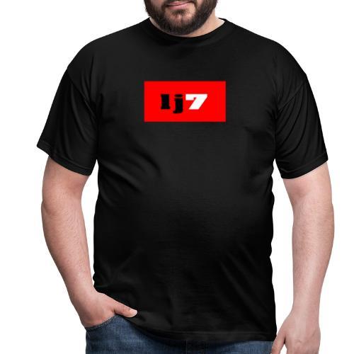 lj7 - T-shirt herr