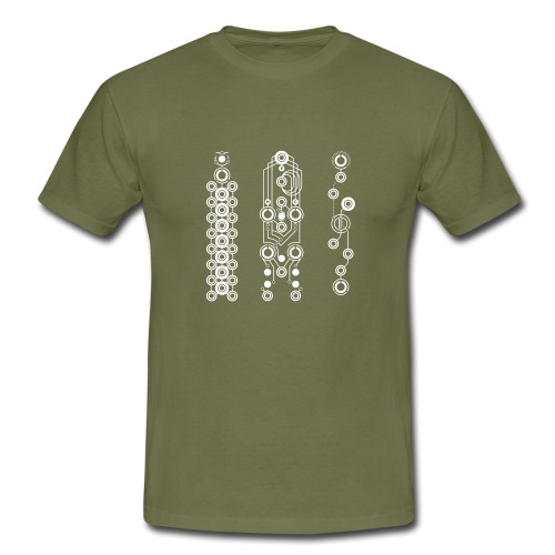 V1 design - Men's T-Shirt