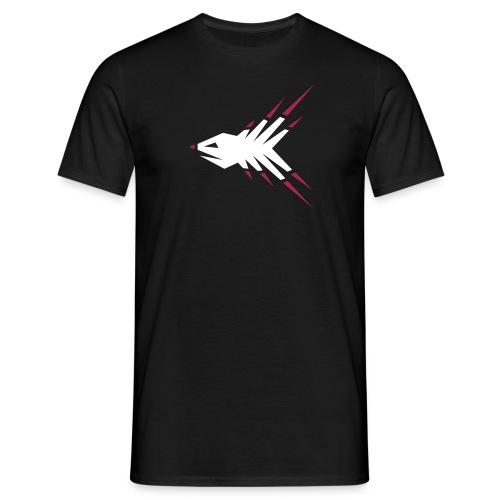Splitterfish - Männer T-Shirt