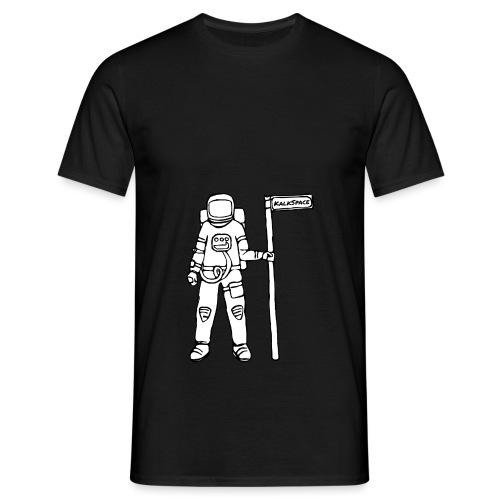 KalkSpace Astronaut - Männer T-Shirt