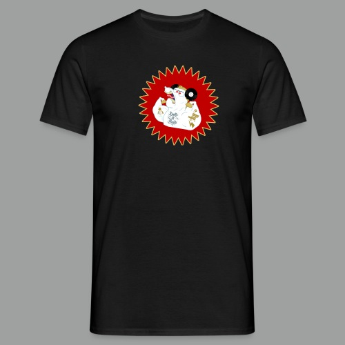 BFF SPD WIL 001 A - Männer T-Shirt