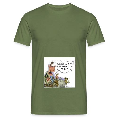 arzt - Männer T-Shirt