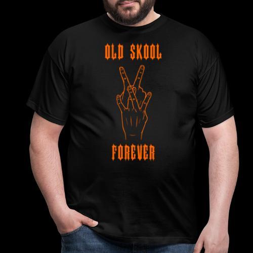 Old Skool Vee Dub - Men's T-Shirt