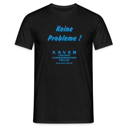 0111keineprobleme - Männer T-Shirt