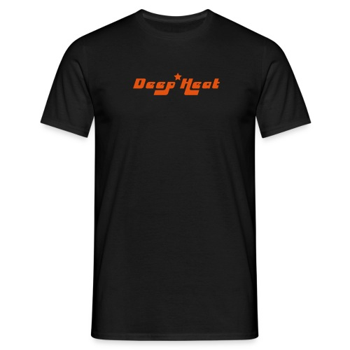 deep heat - Men's T-Shirt