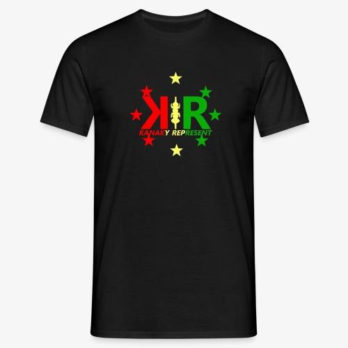 KR3 - T-shirt Homme
