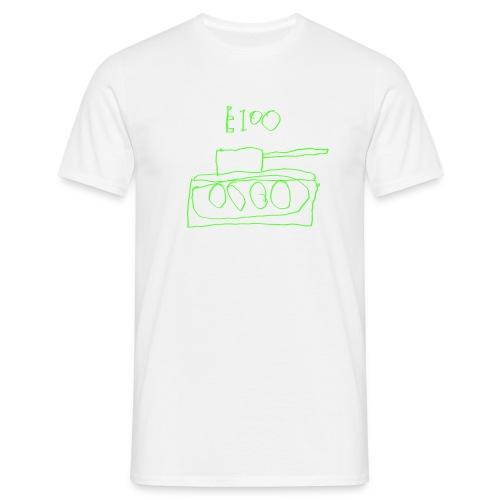 E100 - Mannen T-shirt