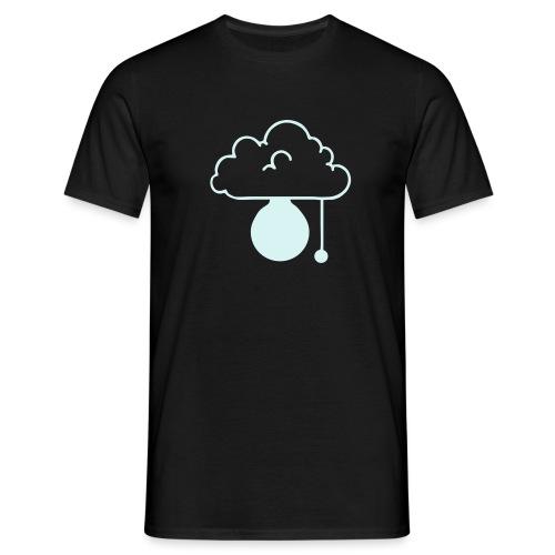 erleuchtung - Männer T-Shirt