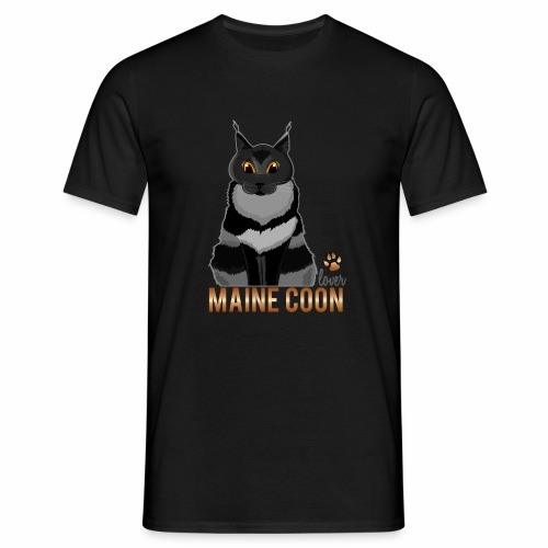 Maine Coon lover - T-shirt Homme