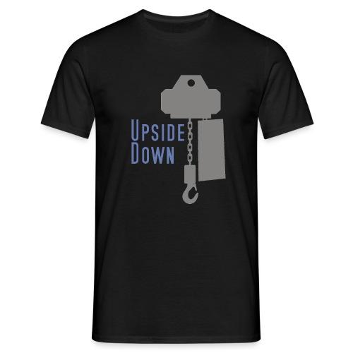 upside down - Männer T-Shirt