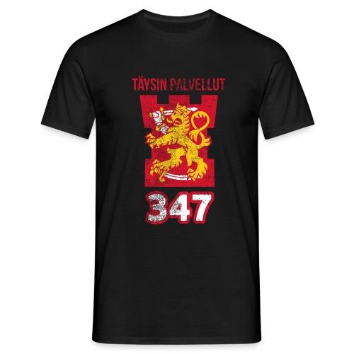 Täysin palvellut 347 - Miesten t-paita