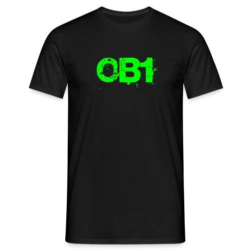 ob1 - Men's T-Shirt