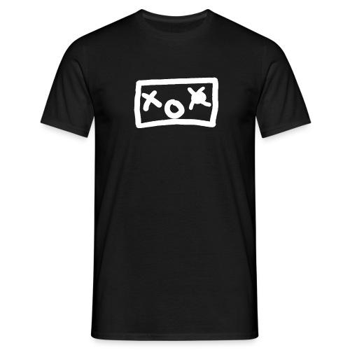 rrr front white - Männer T-Shirt