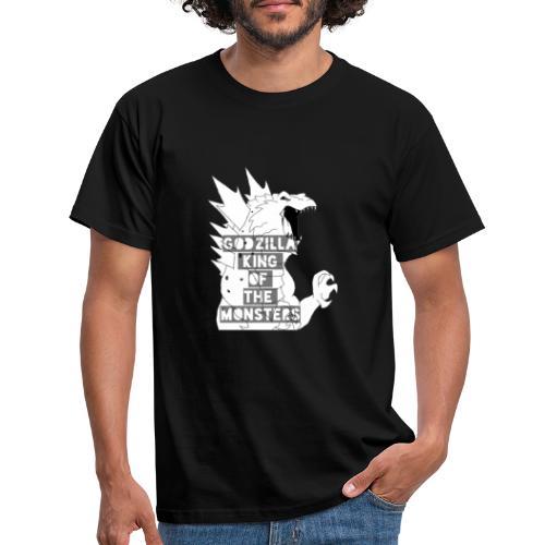 Godzilla - Koszulka męska