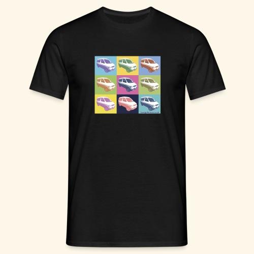warhol bongo - Men's T-Shirt