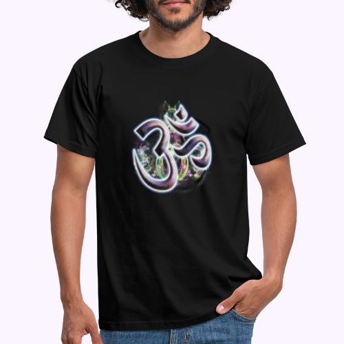 Fractal Om - Camiseta hombre