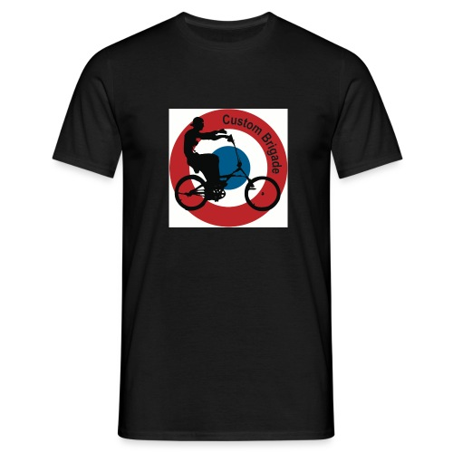 Cocarde Chopper - T-shirt Homme