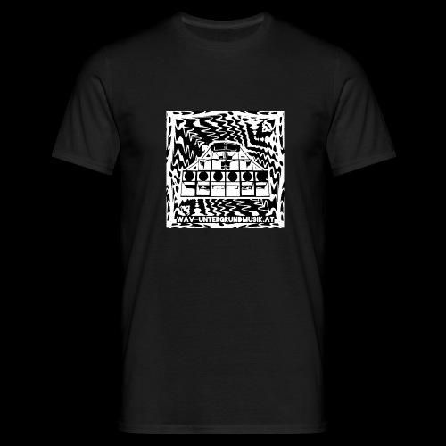 WAV Tek - Männer T-Shirt