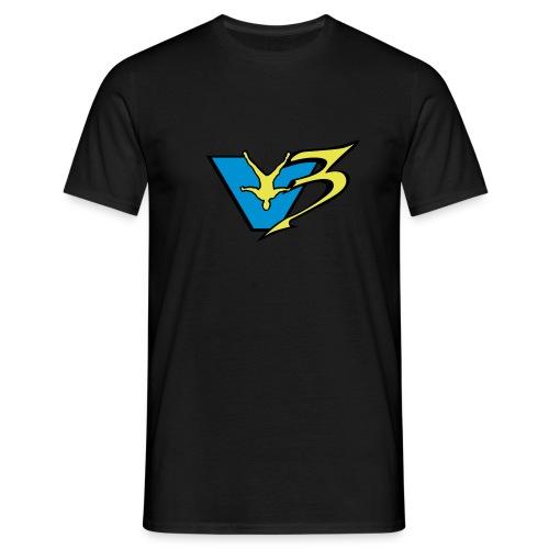 v3 united parachute technologies - Männer T-Shirt