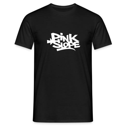 Logo Pink Slope - T-shirt Homme