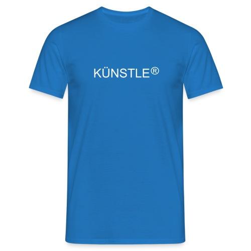 kunst kuenstler - Männer T-Shirt