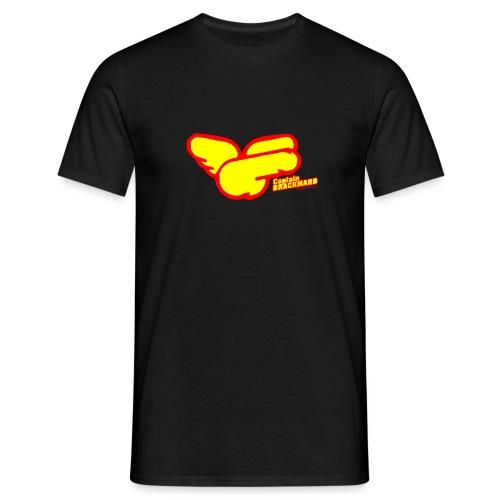 CAPTAIN BRACKMARD LOGO - T-shirt Homme