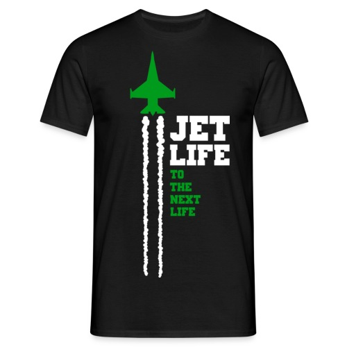 jetlife - Men's T-Shirt
