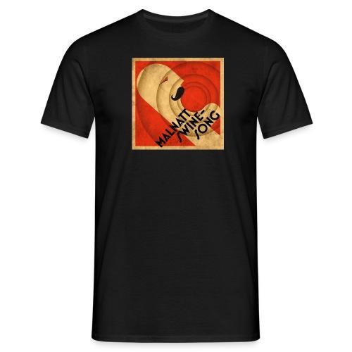 swinesong cd - Men's T-Shirt