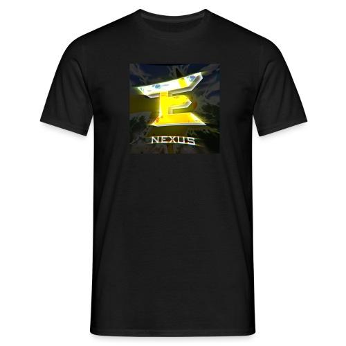 logo nexus - Männer T-Shirt