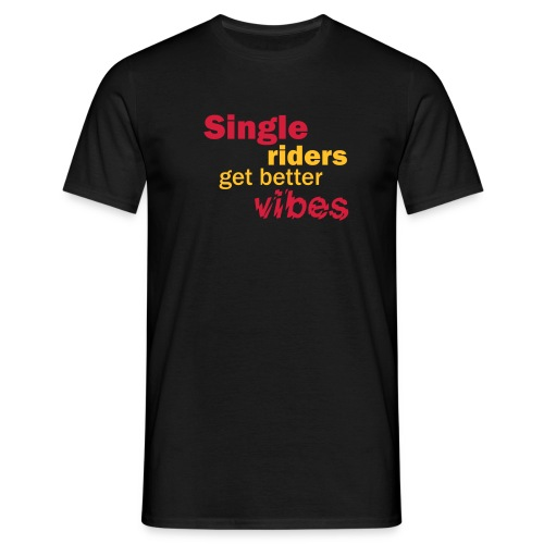 single riders - Men's T-Shirt