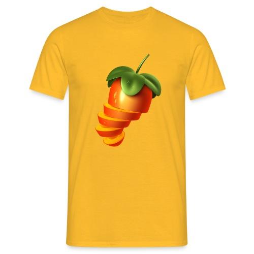 Sliced Sweaty Fruit - Men's T-Shirt