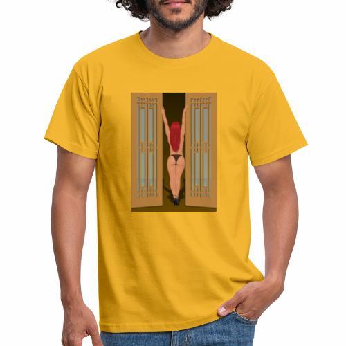 Frau - Männer T-Shirt