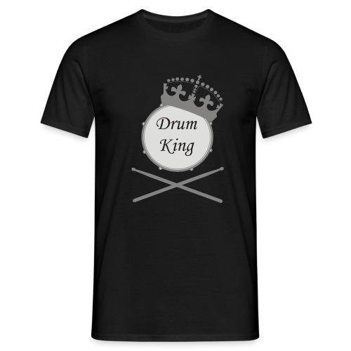 drumking - Männer T-Shirt