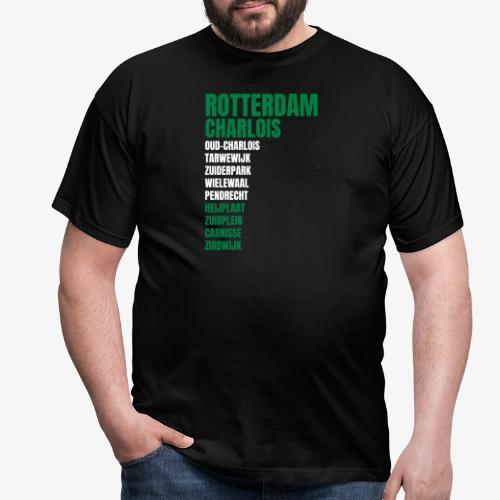 CHARLOIS KLEUR - Mannen T-shirt