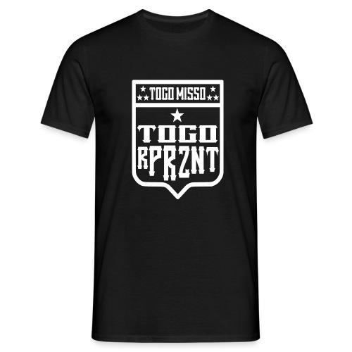 TOGO RPRZNT BLASON - T-shirt Homme