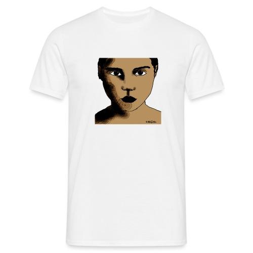 volto0001-jpg - Maglietta da uomo