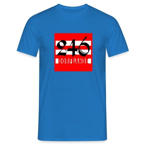 246 Dorfbande - Männer T-Shirt