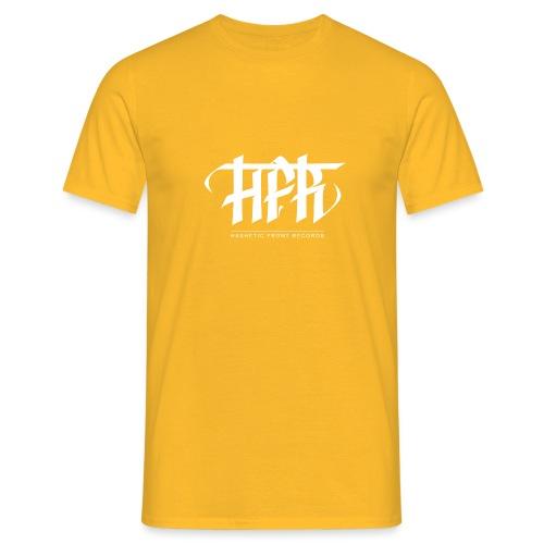 HFR - Logotipi vettoriale - Maglietta da uomo