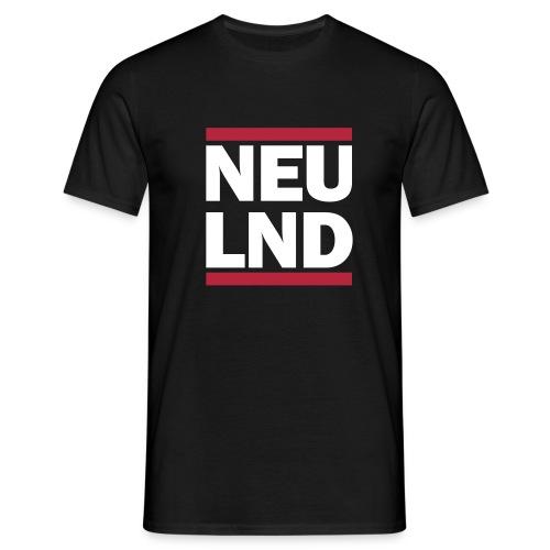 Neu LND - Männer T-Shirt
