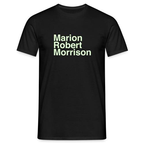 MMM - Männer T-Shirt