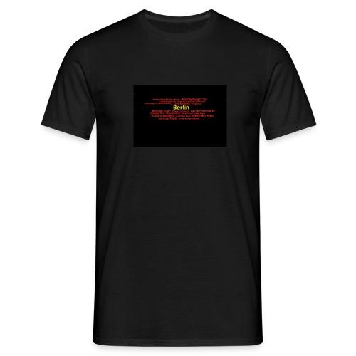 Berlin - T-shirt Homme